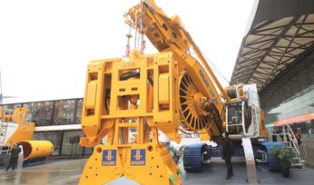 Bauer Maschinen Group prospers at Bauma in Shanghai