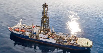 West Antarctica ocean drilling expedition investigating climate change