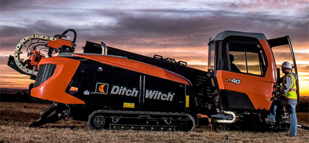 Ditch Witch releases JT40 directional drill