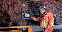 Bringing underground connectivity to the MacLean R&D facility