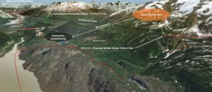 3D-IP survey identifies first drill target at Enduro's Newmont Lake project