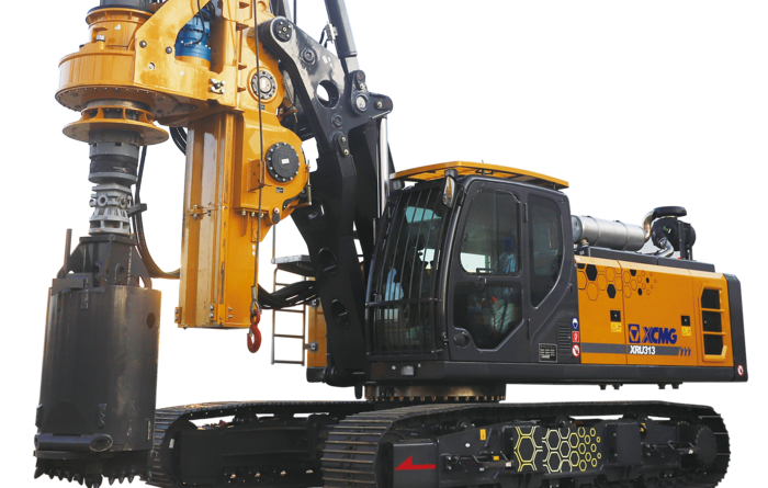 XCMG bringing its largest exhibition to CONEXPO-CON/AGG 2020