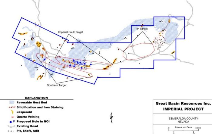 JNC Resources starts drill site construction for upcoming drill programme