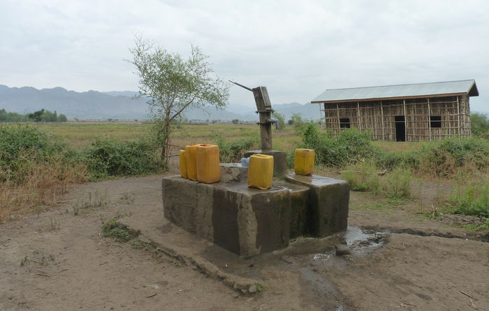 Ensuring a climate-resilient water supply in East Africa
