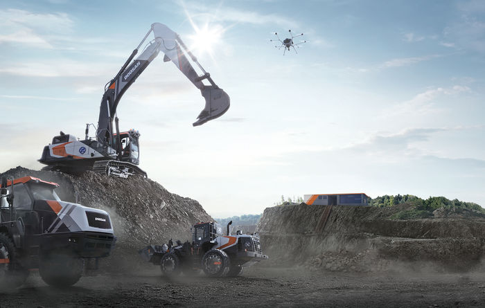 Doosan Infracore launches New XiteCloud smart construction solution