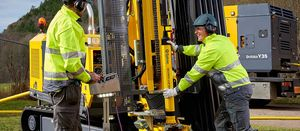 Epiroc to sell geotechnical consumables line