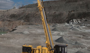 Caterpillar launches MD6200 rotary blasthole drill