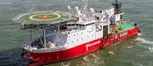 Fugro gets site investigation contract for Hollandse Kust (noord) offshore wind