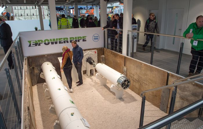 Herrenknecht starts Bauma 2019 with coveted Innovation Award