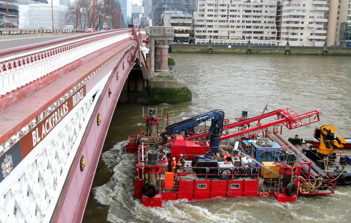Fugro boosts super sewer SI with innovation