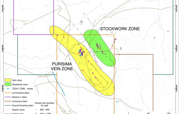 Ethos to start trenching and drilling at La Purisima gold project