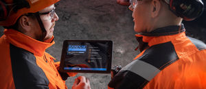 You'll Never Work Alone with Sandvik Rock Tools Services