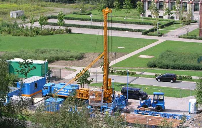 Geothermal project success in Germany