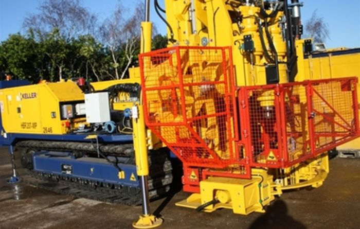 Keller adds new rig to piling fleet
