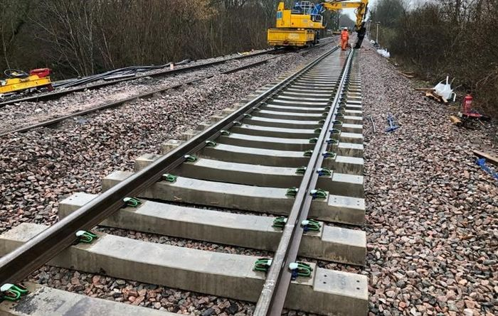 BAM Nuttall allows Network Rail to reopen damaged line ahead of schedule