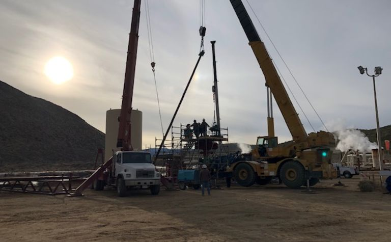 Californian closed-loop geothermal project constructed