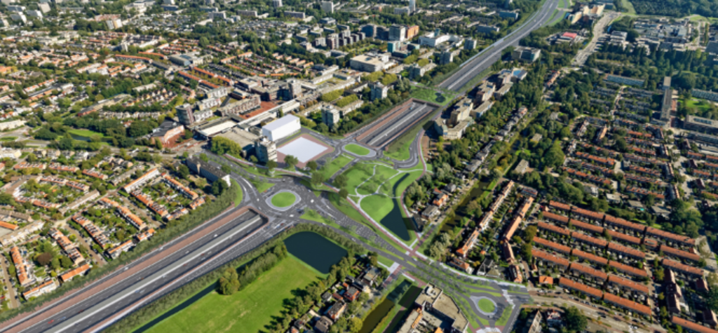 Netherlands motorway contract for Fugro