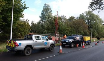 Socotec's part in a major Welsh road improvement scheme