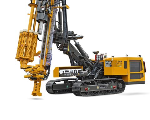 KLEMM launches new KR 806-4GM anchor drilling rig