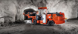 Sandvik launches new DD212 Development drill