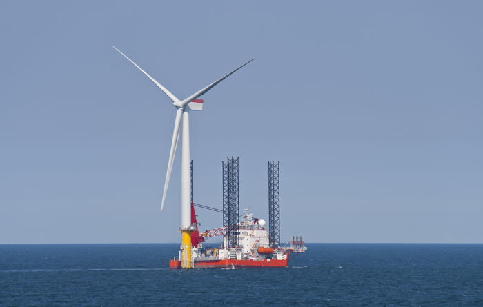 Specification of geotechnical  site investigations for offshore wind farms