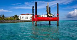 Fugro delivers crucial site characterisation in Maldives
