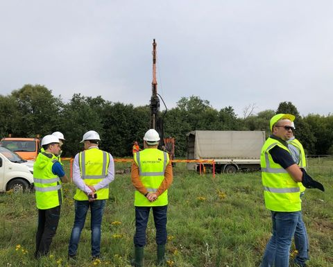 Site investigation underway for Rail Baltica line in Lithuania