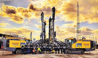 Major Drilling's major investment