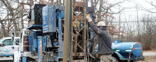 Foundation begins year-long effort to drill wells for families in need
