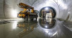 Can Brenner Base Tunnels  become CO2-neutral energy suppliers