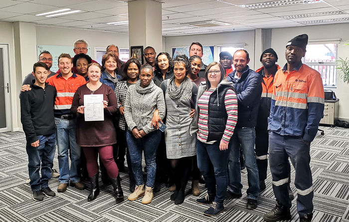 Boart Longyear receives B-BBEE certification in South Africa