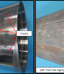 Understanding and preventing heat check cracking on drill rods