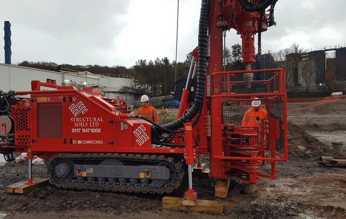 Sonic addition boosts Structural Soils' fleet and capabilities