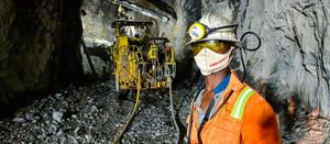 Kamoa-Kakula Project secures financing for underground mobile mining equipment