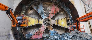Herrenknecht TBM successfully re-used in The Hague