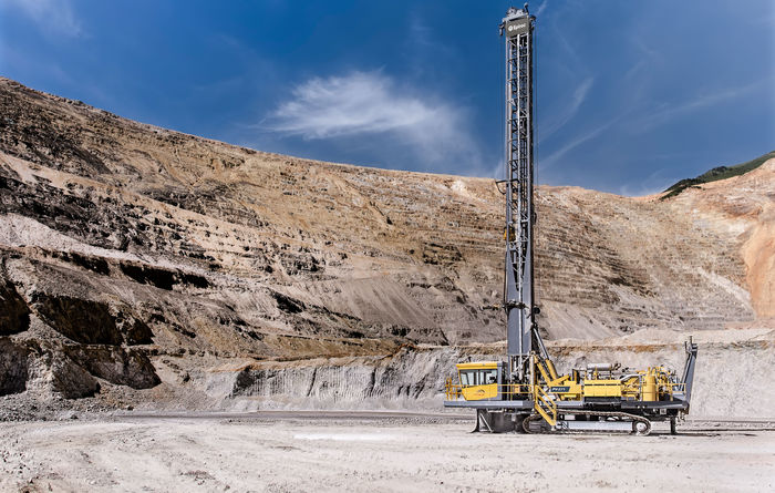 Pit Viper 270 XC series blasthole drilling rig launched by Epiroc