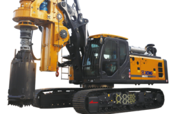 Centring on customers' needs; XCMG Piling Machinery's North American journey