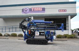 MB-23 SPT sampling rig launched by TMG Manufacturing