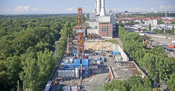 Latest progress at HKW Süd geothermal site