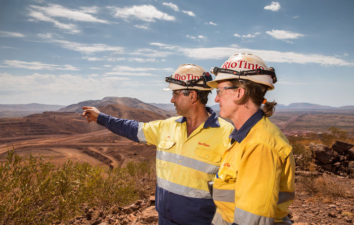 Exploration drilling continues at Rio Tinto's Winu project