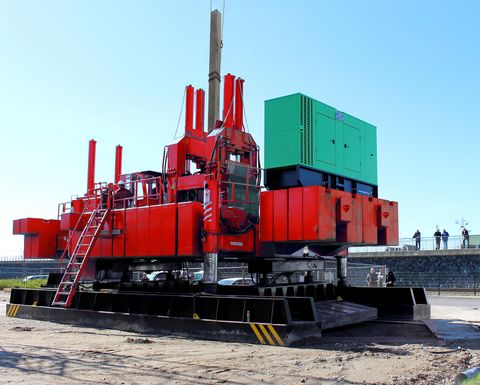 Pushing the future of piling in Europe