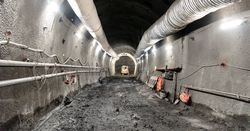 Balfour Beatty breaks through final onshore tunnel at Hinkley Point C