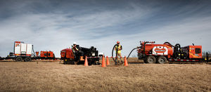 Ditch Witch partners with MetaFLO Technologies