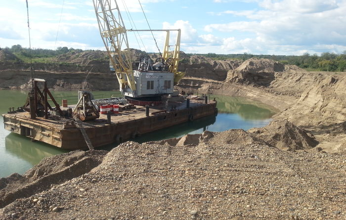 Accelerating quarrying in Russia