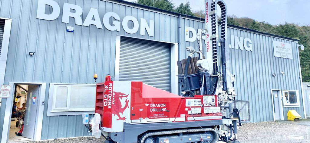 Dragon Drilling expands with new Rotomax drill rig