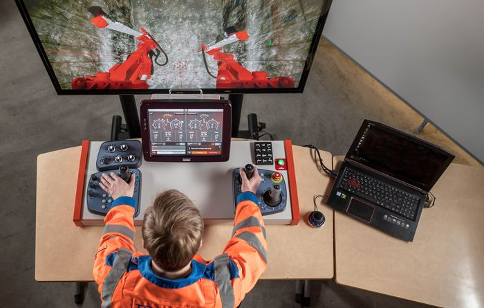 Sandvik launches underground drill operator training simulator