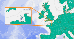 Van Oord selected for foundation works at Saint-Brieuc offshore wind farm