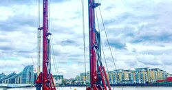 FK Lowry Piling completes Thames Tideway Tunnel project