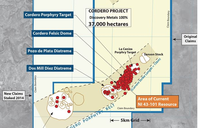 Discovery announces 35,000m drill programme at Cordero project