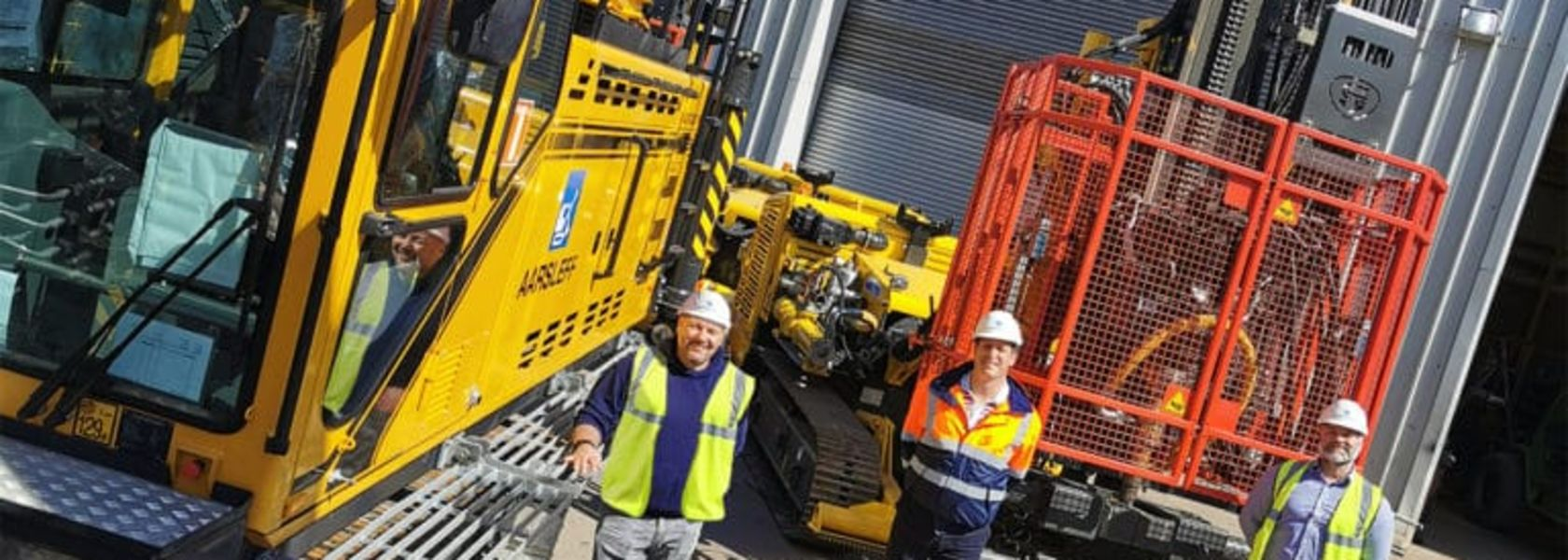 Aarsleff continues to expand fleet with new drill rig additions